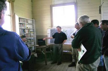 Sherry farmers discussion Oct 2005