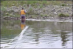River survey